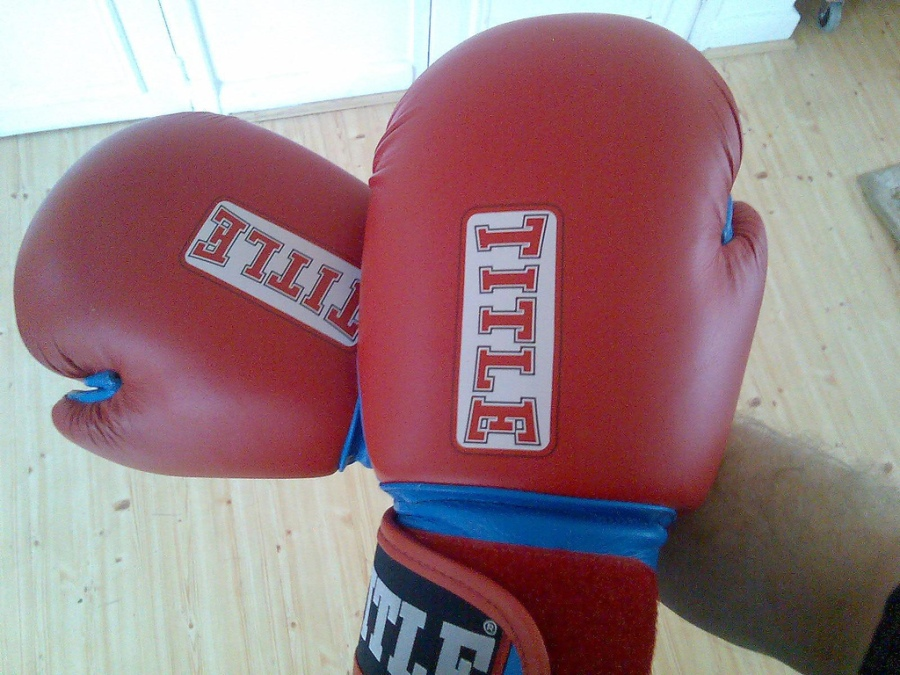 Take Off Your Emotional Boxing Gloves